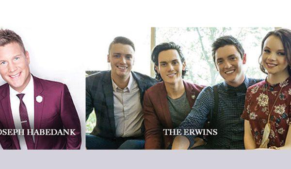 The Erwins, along with Joseph Habedank