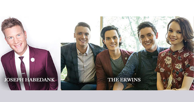 The Erwins, along with Joseph Habedank
